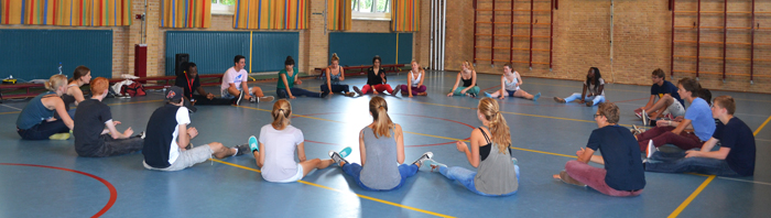 Bodypercussie workshop